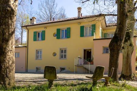 Monolocale in villa di campagna - Novi Ligure - Apartamento