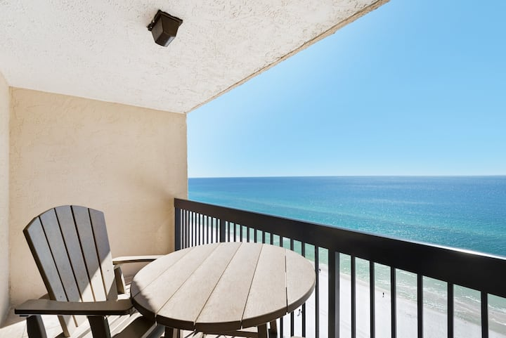 March 11-13 $783☀Beachfront☀Updated☀Inspected&Disinfected☀1BR+Bnk SunDestin 1808