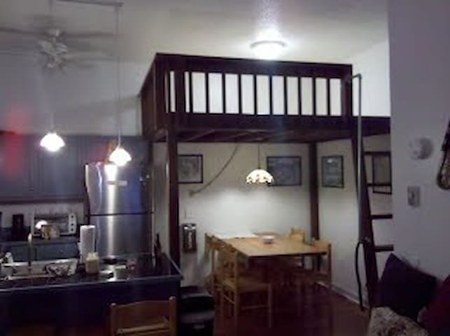 1 Bedroom Condo near Killington - Pittsfield - Appartement