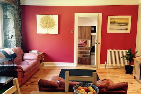 Double room with best of the city & countryside