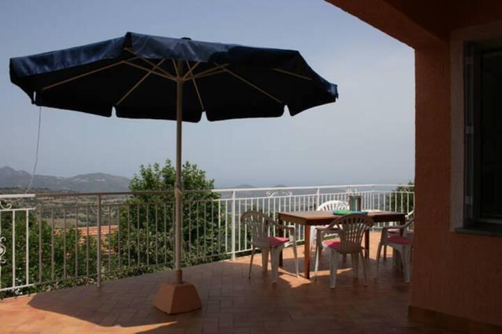 Casa-Solea with super view-big room