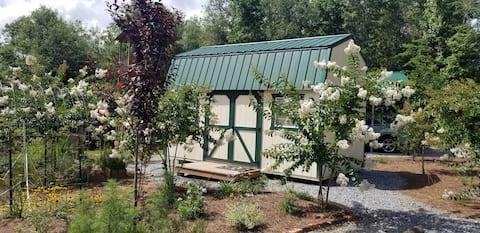田舎で小さな小屋をしよう