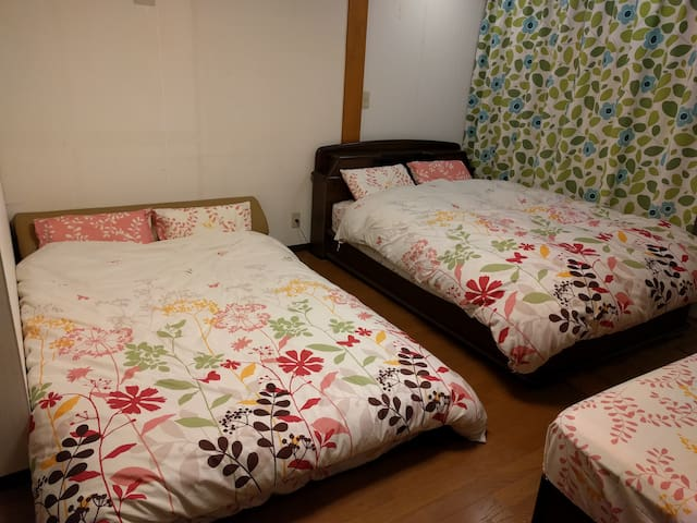 3F 48 m² only In and out is free outside staircase - Arakawa-ku - Huoneisto