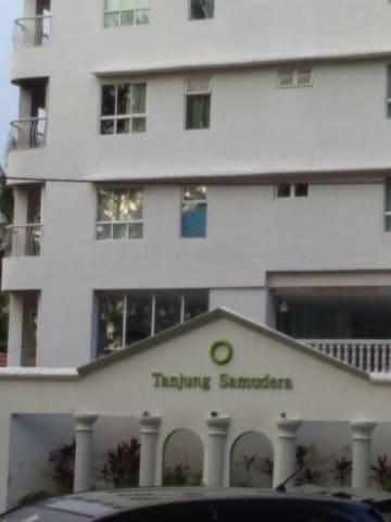 Tanjung Samudera Condominium Pantai Puteri Melaka
