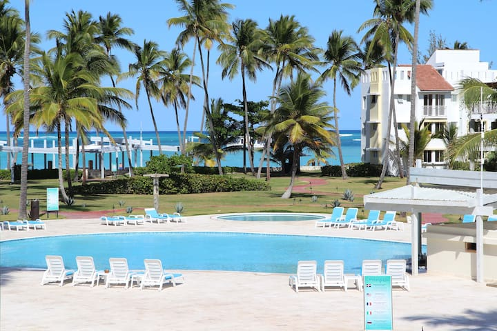 Luxury Condo with Ocean View   ONE WEEK MINIMUM - Punta Cana - Bavaro - Apartment