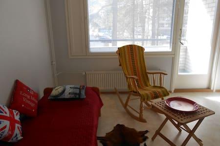 Hyvin rauhallinen  huone  Paimiossa - Paimio