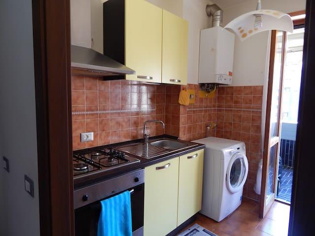 Novara, comfortable apartment - Novara - Byt
