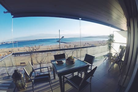 Piso primera línea de mar - Palamós - Wohnung