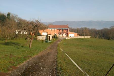 Casa de Campo Asturiana en el Monte - Sariego