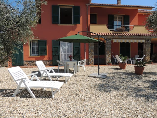 Villa Camilla appartamento AMETISTA - Imperia - Appartement