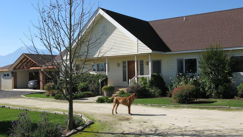 CASA GEORGIAN - Limache - House