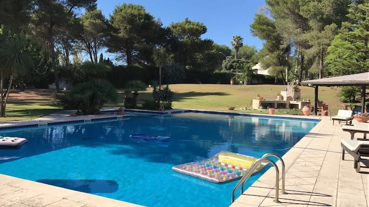 Villa Isabella - Dépendance with pool in Lecce