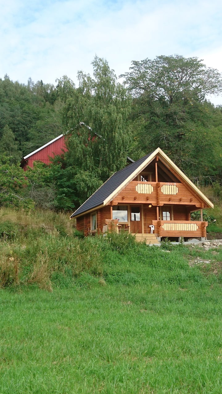 Koselig hytte på Ytterøy