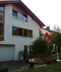 "Aptm. ""Rheinhöhe"" Dr. Krill - Sankt Goar - Apartament"