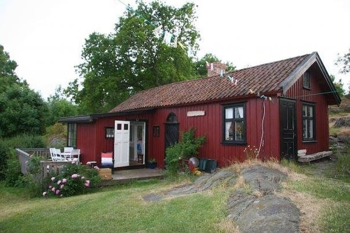 Simple living at the charming Koster islands!