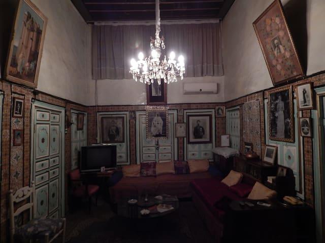Chambres dans un palais de la Médina - Tunis