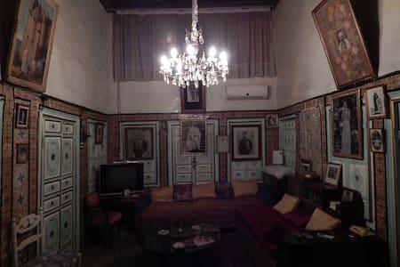 Chambres dans un palais de la Médina - Тунис