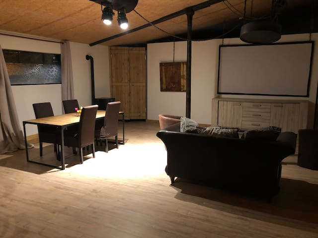 Le loft (escape game, réalité virtuelle)