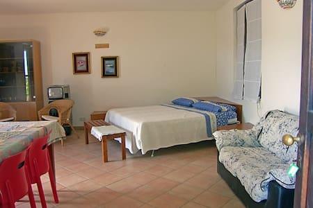 Dependance in villa panoramica - pioppi