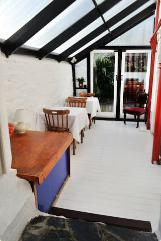 Small Double Room - Aberystwyth - Bed & Breakfast