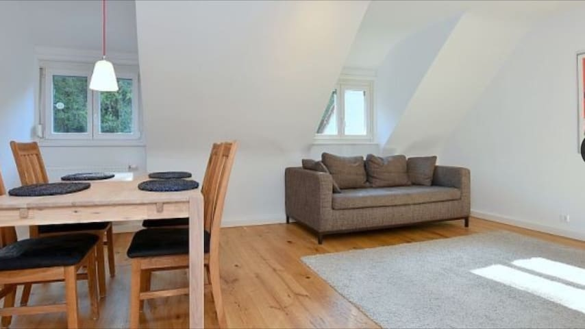 Modern 2 bedrooms and a lounge - Stuttgart - Leilighet