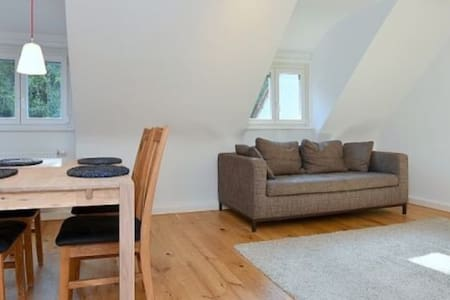 Modern 2 bedrooms and a lounge - Huoneisto