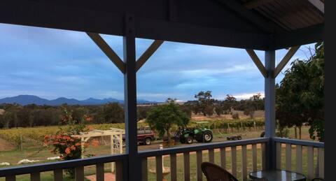 Arcadia Wines. Vineyard accommodation.