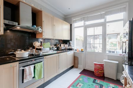 Perfect Room near wimbledon tennis  - Londres - Casa