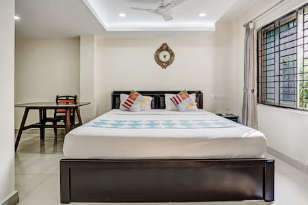 OYO Furnished 1BR Home in Bhubaneswar