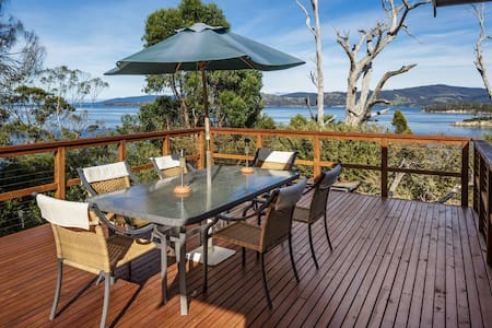R@R - The ultimate Huon beach oasis - Randalls Bay - Rumah