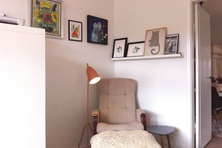 Charming Old Apartment in the Heart of Aarhus City - Aarhus - Apartment