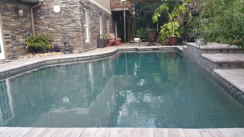 Tarpon Fun in the Sun with a Pool and Beaches - Tarpon Springs - House