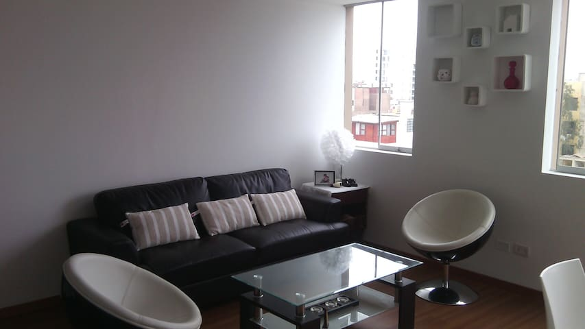New flat for rent in Magdalena  - Lima - Daire
