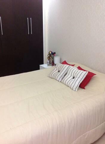 QUARTO CASALsuper confortável em BH - Belo Horizonte - Lägenhet