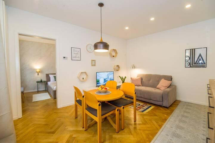 Scandinavian apartment▲5min Central Square▲Brasov