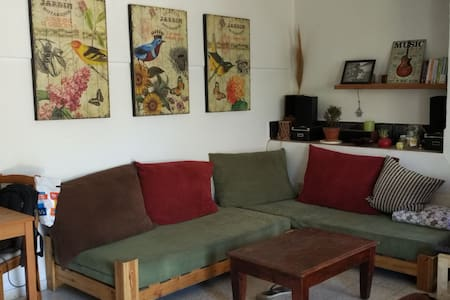 Wonderfull cosy apartment at moshav Aminadav - Aminadav - Σπίτι
