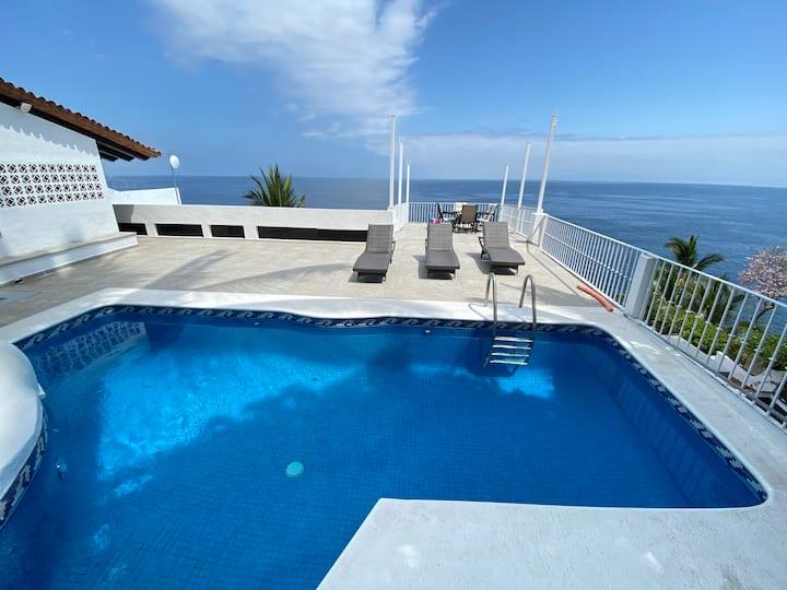 Amazing Views, Pool & Ocean Access - Del Mar PV #4