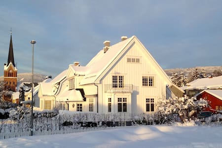Downtown house with soul and comfort - Lillehammer
