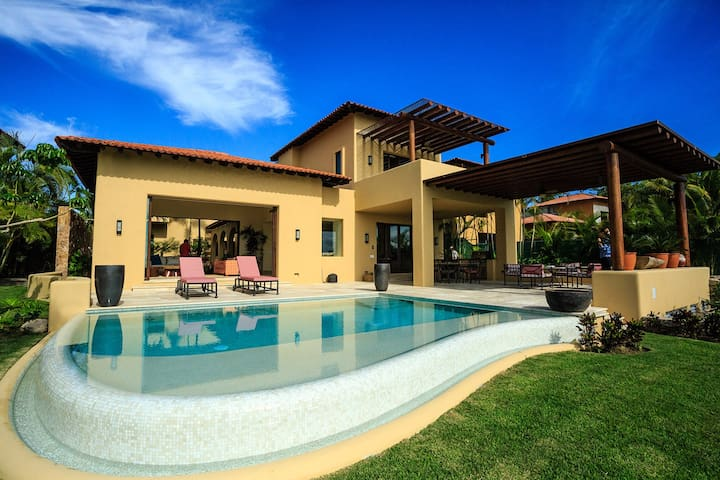 Modern Villa - Ocean Views - Pool - Premier Access - Punta de Mita - House