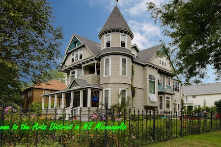 "The ""Grand Old House"" in NE Mpls - Minneapolis"