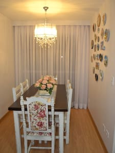 Very safe residencial apartment , 24h gatekeeper - Foz do Iguaçu - Appartement