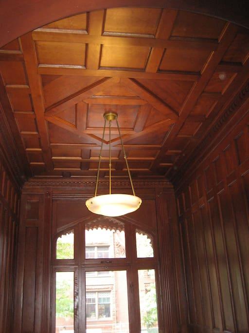Building entryway
