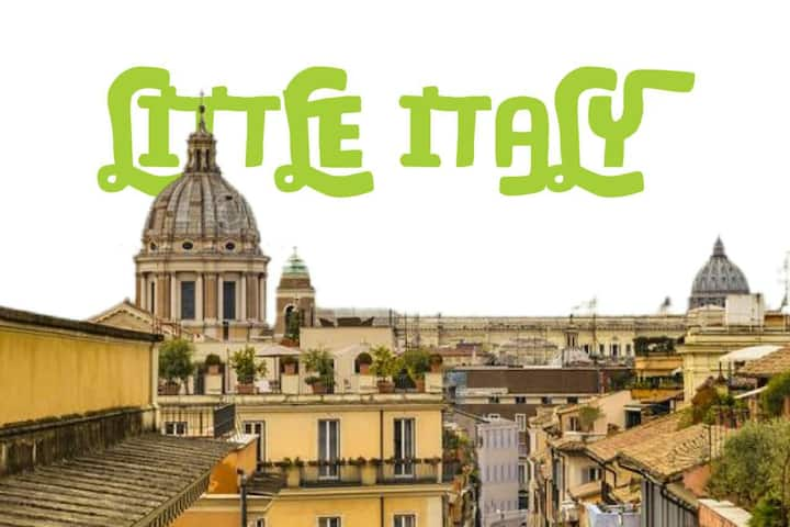 LITTLE ITALY - LUX STAY | COUPLE FRIENDLY