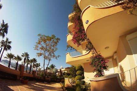 Honeycomb Apartments - Marmaris