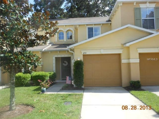Peaceful town home - Tampa - Townhouse