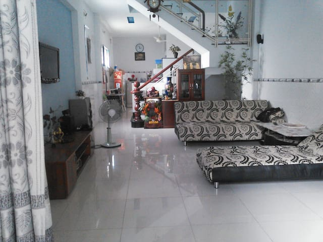 Living Room - Ho Chi Minh City - Huis
