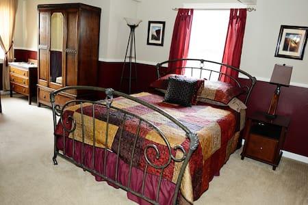 Bordeaux Suite-Grand Willow Inn - 芒特弗農(Mount Vernon) - 家庭式旅館