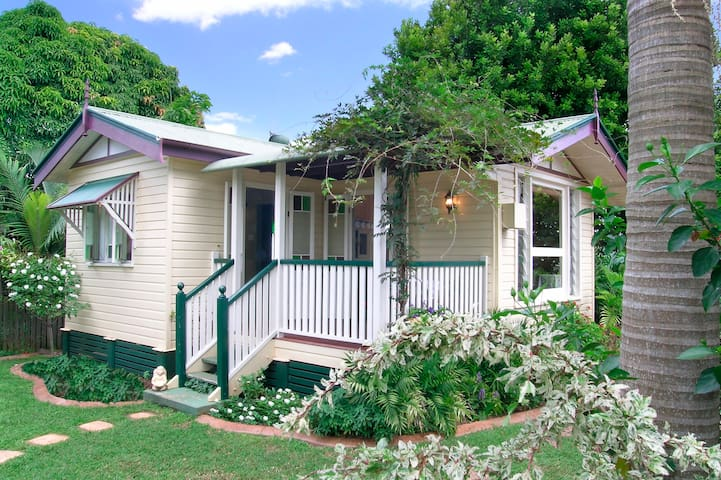 Flora Alba Cottage - Maryborough - Casa