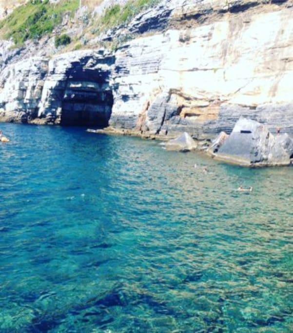 Grotta di Byron