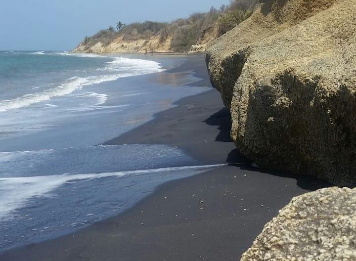 Black Sand Beach House